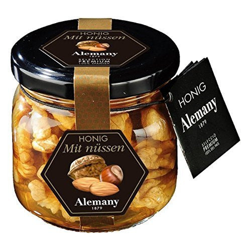 Alemany Honey with Walnuts