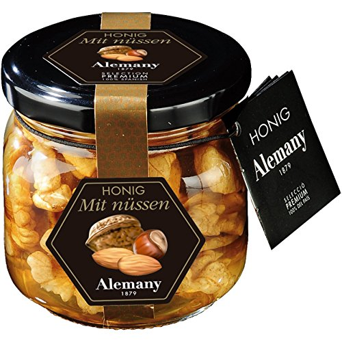 Alemany 1879 Spanish Honey with Walnuts