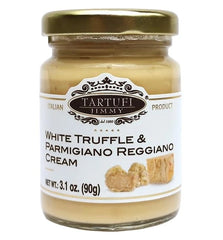 Tartufi White Truffle and Parmigiano Reggiano Cream 90 gr