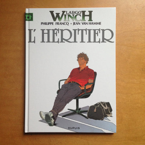 BD Largo Winch #01