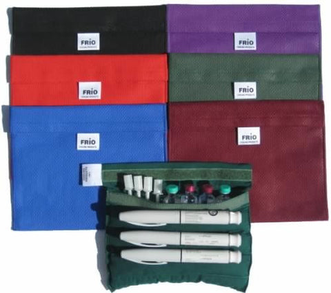 Extra Large Insulin Cooling Wallets