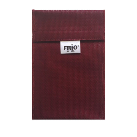 Frio Insulin Cooling Wallet Pump Burgundy