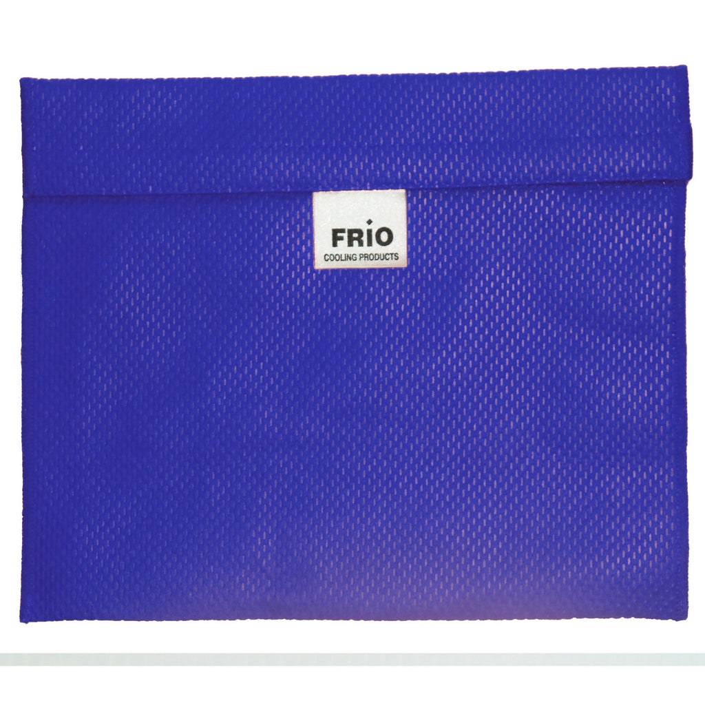 Frio Insulin Cooling Wallet Extra Large Blue