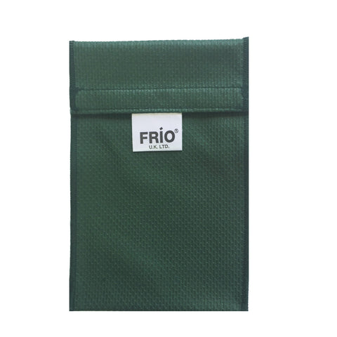 Frio Insulin Cooling Wallet Pump Green
