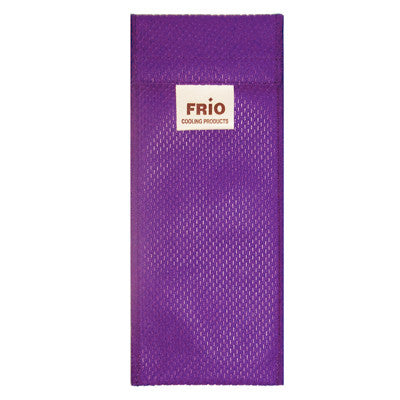 Frio Insulin Cooling Wallet Individual Purple