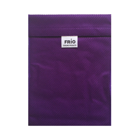 Frio Insulin Cooling Wallet Large Purple