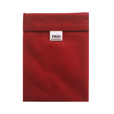 Frio Insulin Cooling Wallet Large Red