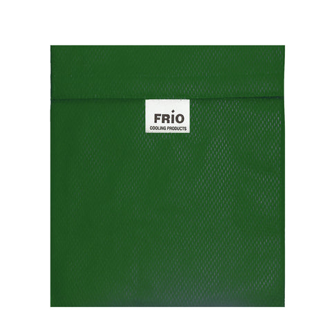 Frio Insulin Cooling Wallet Extra Small Green