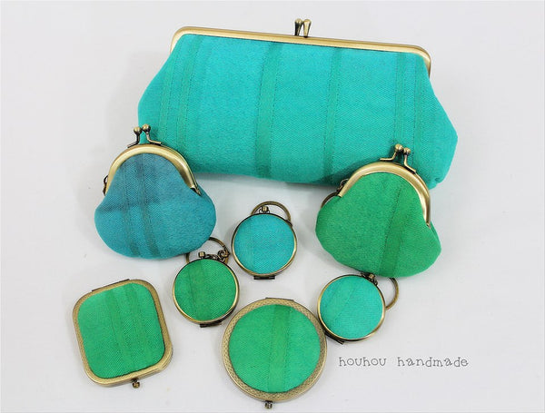Wrap Scrap Purses and Mirrors