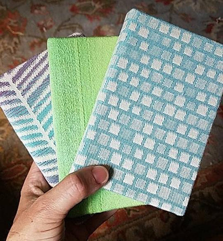 Wrap Scrap Notebooks