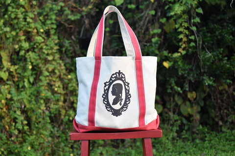 PREORDER Logo Canvas Tote Bag