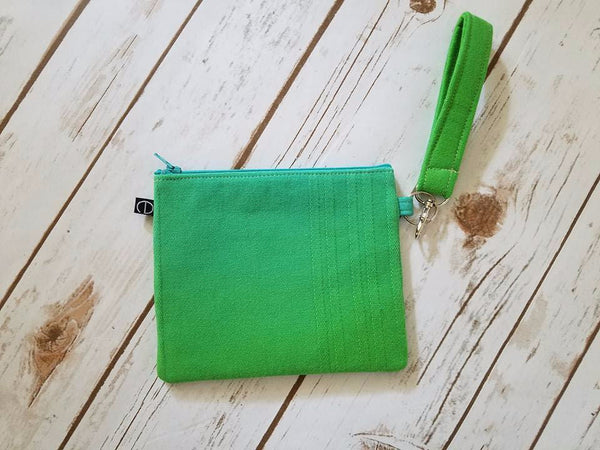 Wrap Scrap Zipper Pouches