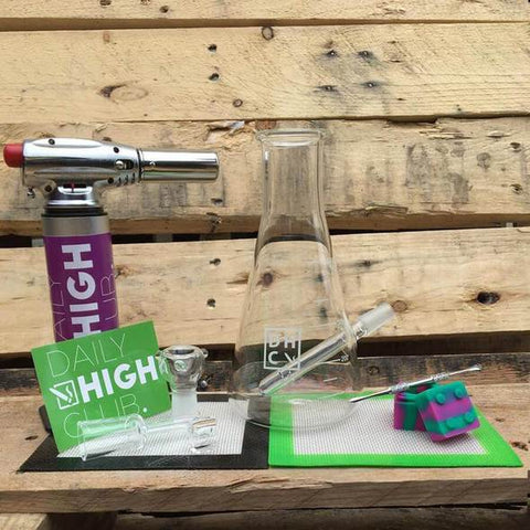 Top DHC Dabbing Tools Ultimate Concentrates Kit
