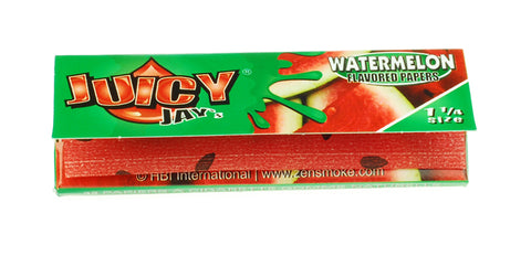 DHC Smoking Supplies Subscription Box Juicy Jay Watermelon Papers