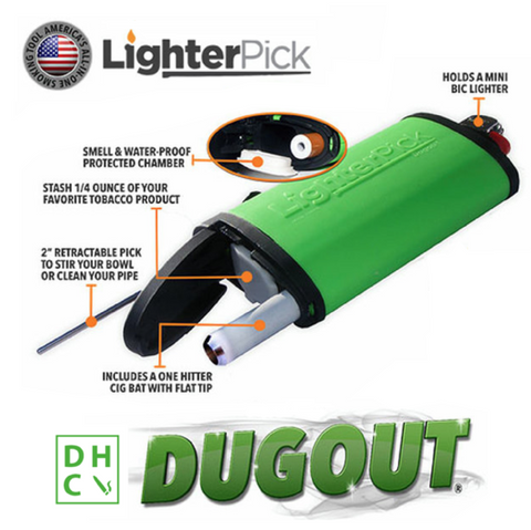 DHC People's Choice Lighterpick Dugout