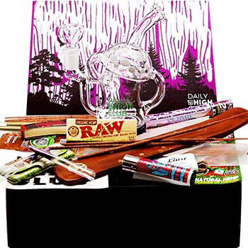 August 2019 Graffiti Smoking Supplies Subscription Box