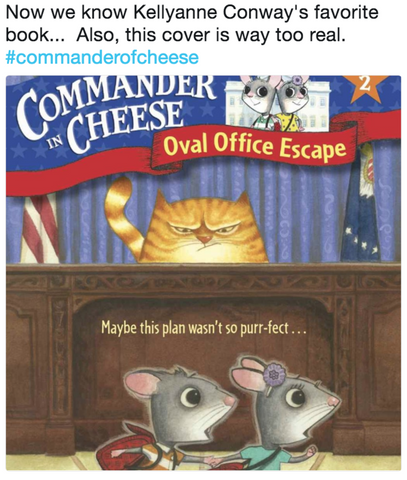 DHC Weekly Meme Roundup 6/9 Commander of Cheese