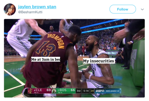 DHC Weekly Meme Roundup 5/18 NBA FIGHT