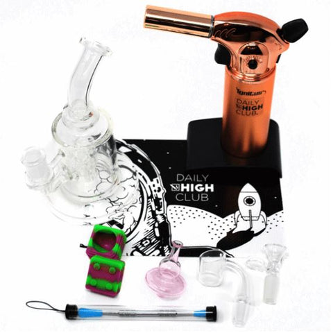 Check Out All the New Products at DHC Ultimate Concentrates Dab Kit