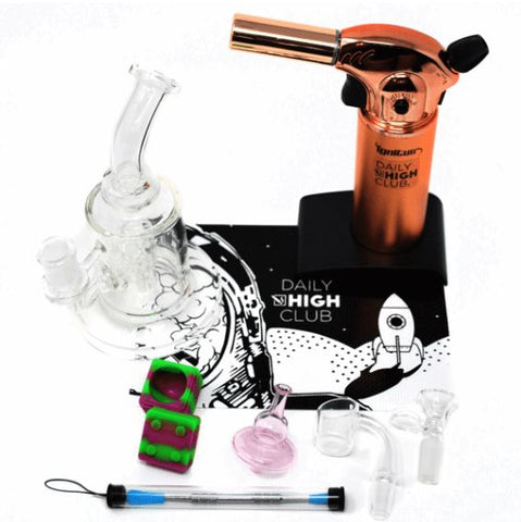 Best Smoking Subscription Boxes of 2018 DHC Ultimate Concentrates Dab Kit