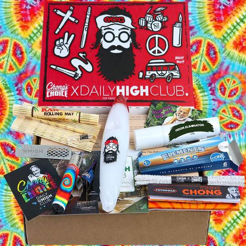 DHC People's Choice Top Reviewed SMoking Supplies Chong's Choice Box