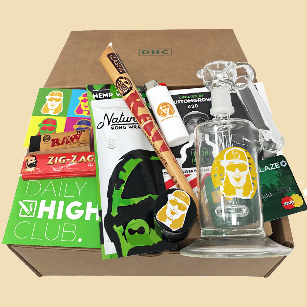 El Primo smoking subscription box