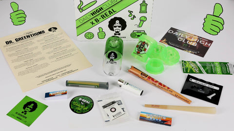 DHC March Box Smoking Supplies B Real