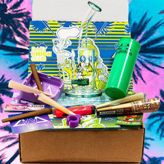 DHC September Subscription Box Smoking Supplies Chanel West Coast