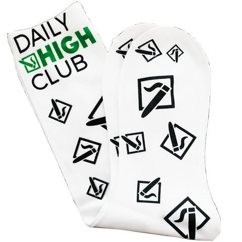 Daily High Club Custom Socks