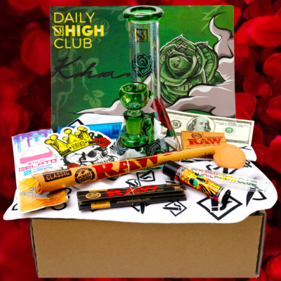 Erick Khan x Daily High Club February Box