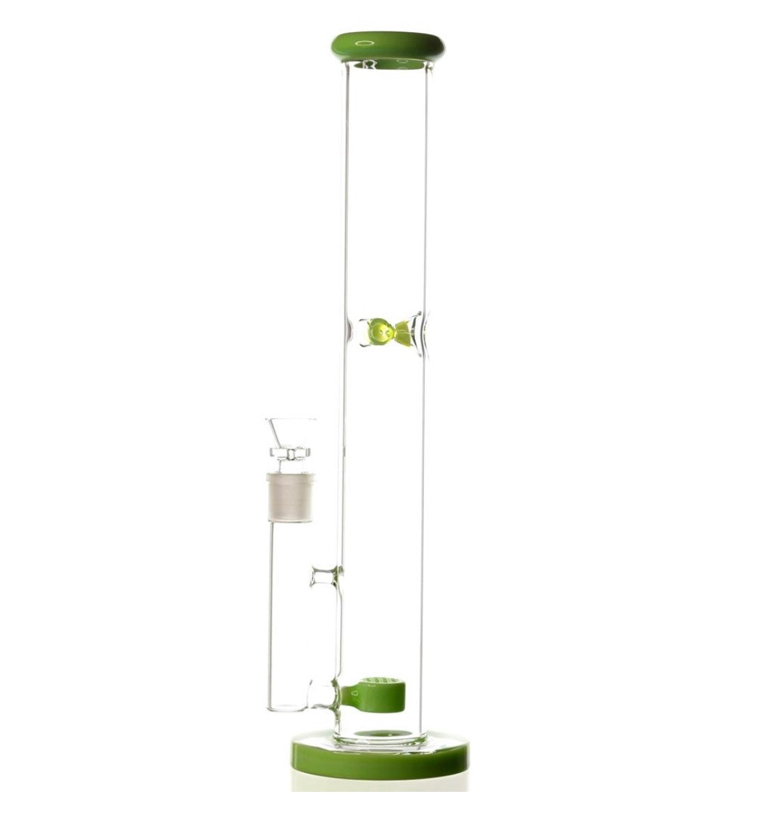 geo perc straight shooter milk green