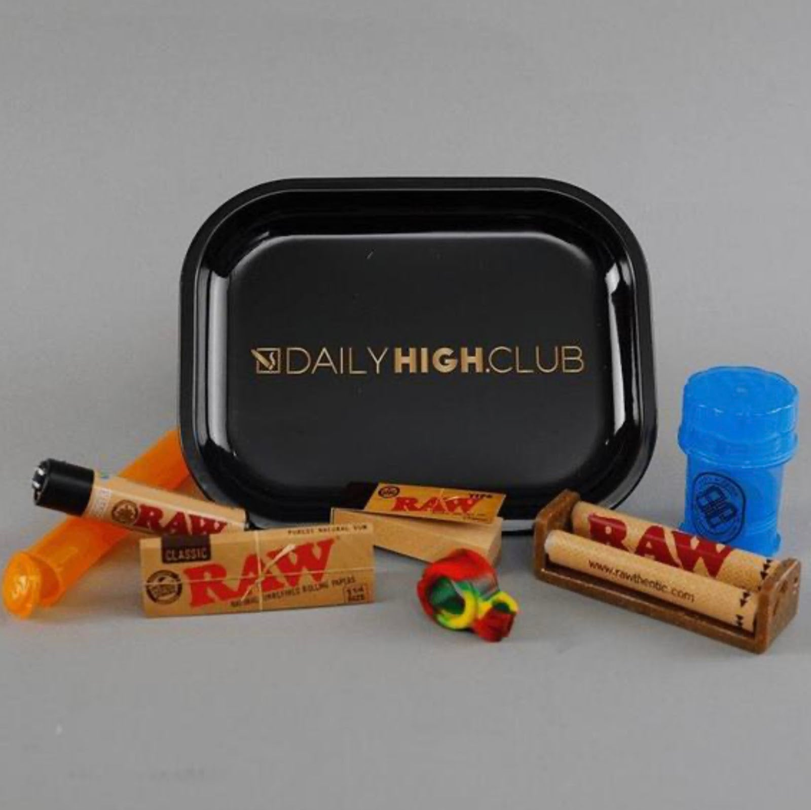 daily high club ultimate rolling tray