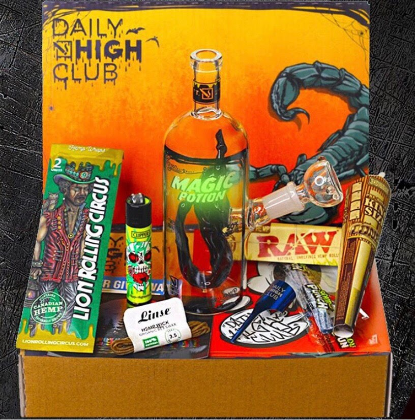 2020 october box daily high club