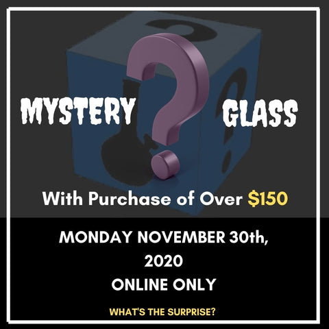 cyber monday bong deals daily high club mystery glass