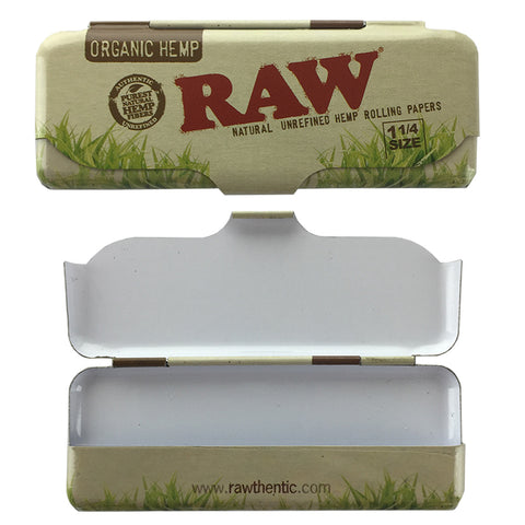 RAW PAPERS TIN CASE MARCH 2019 DHC BOX