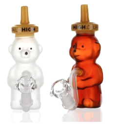 DHC Honey Bear Dab Rig/Bong