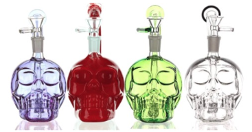 Daily High Club Skull Bong Collection