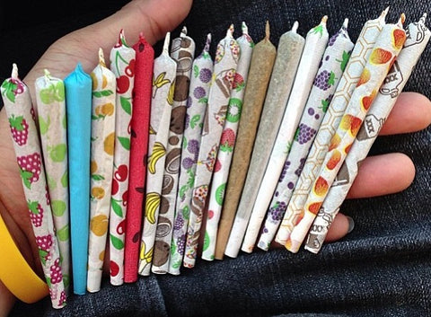 The Top 5 Best Flavored Rolling Papers