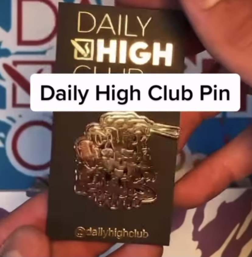 dabbers delight 710 pin