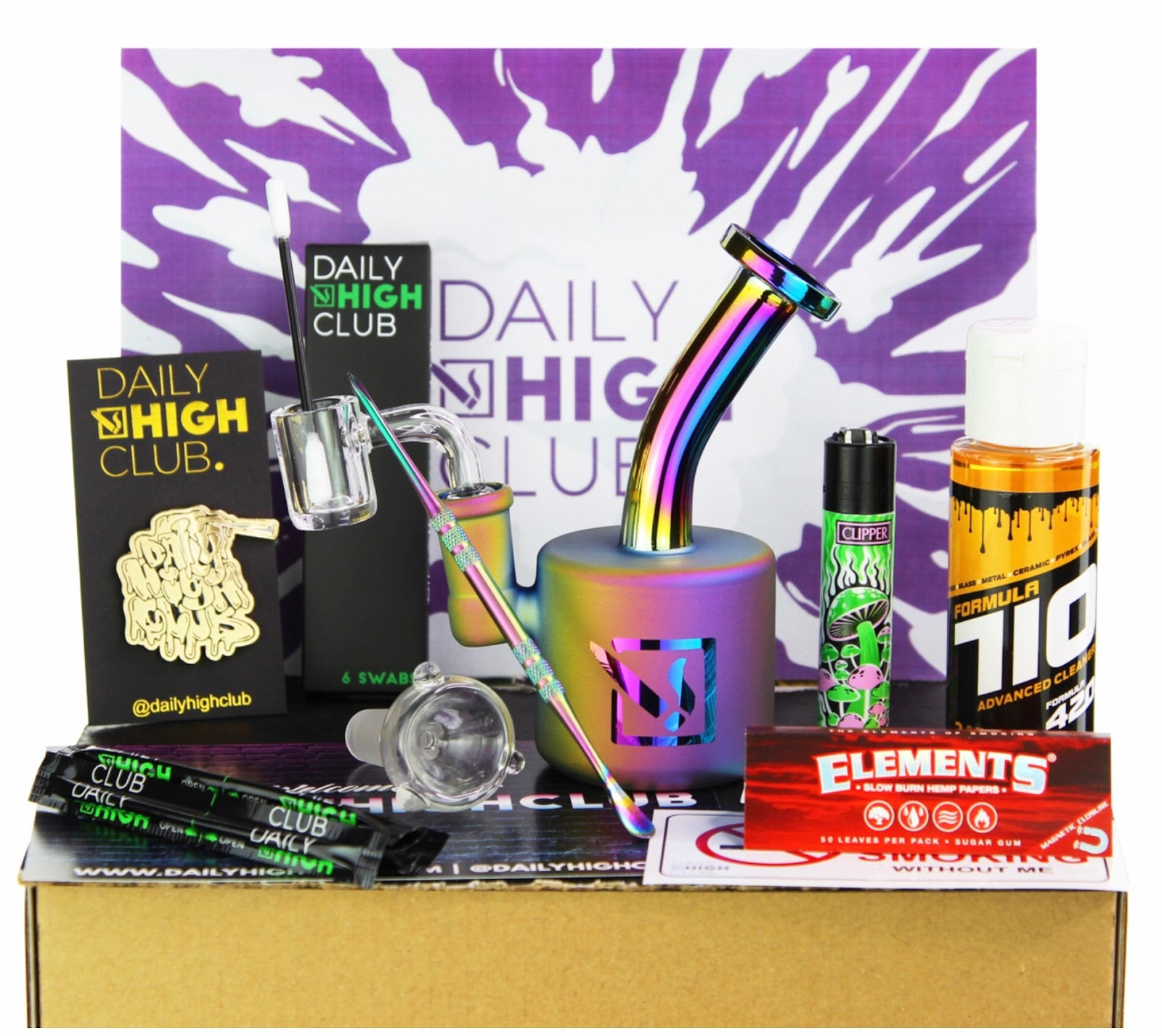 dabbers delight smoking subscription box