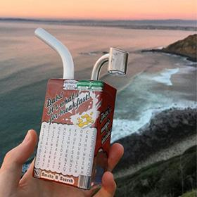 Daily High Club #1 Subscription Box for Smokers!