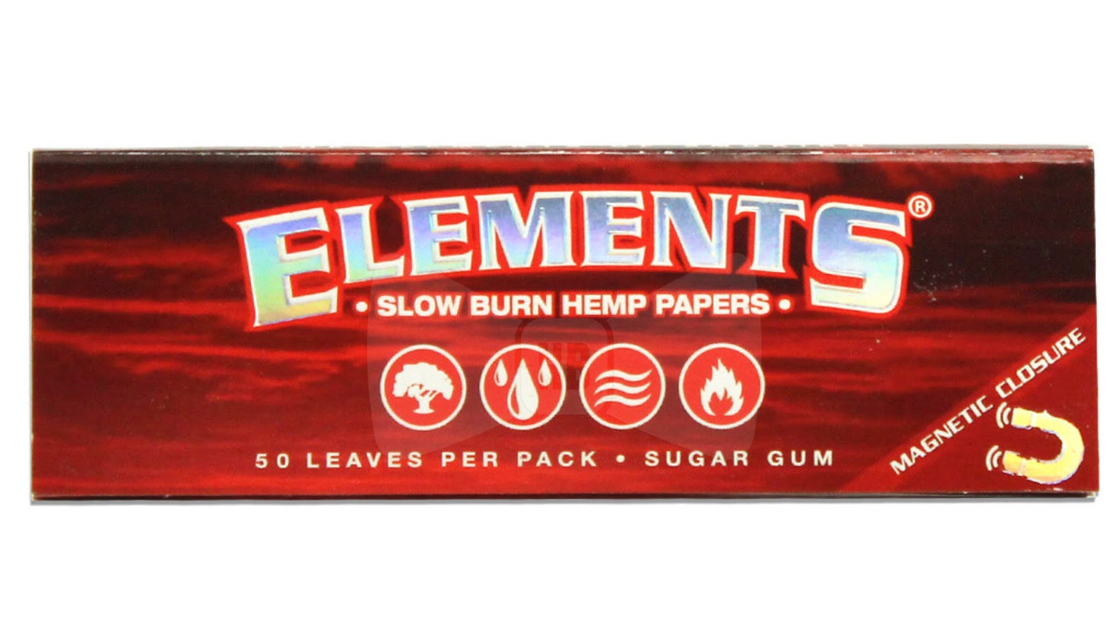 elements red rolling papers