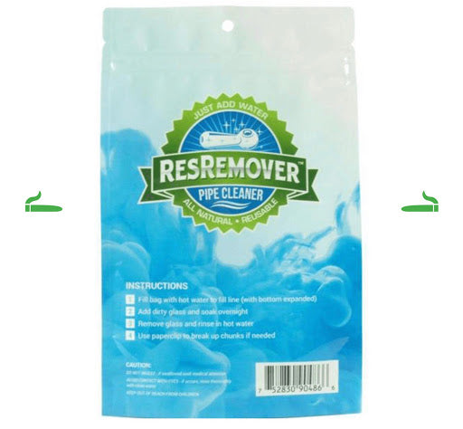 resremover glass cleaning solution