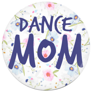 Button - Dance Mom