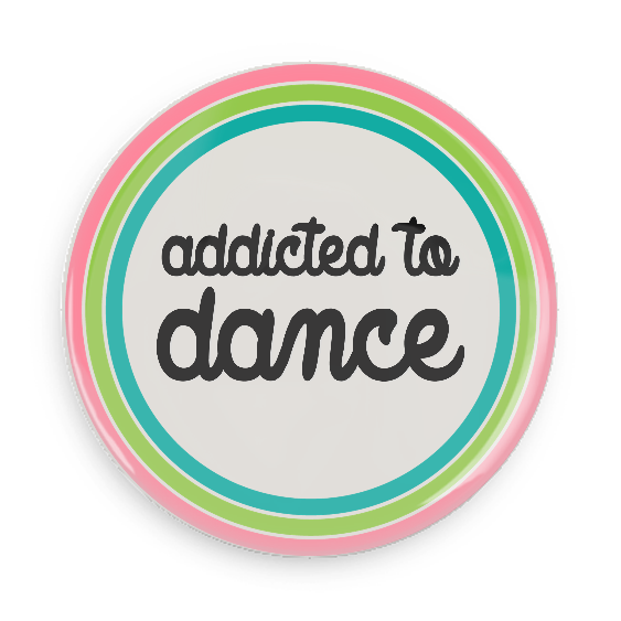 Pocket Mirror - Addicted To Dance