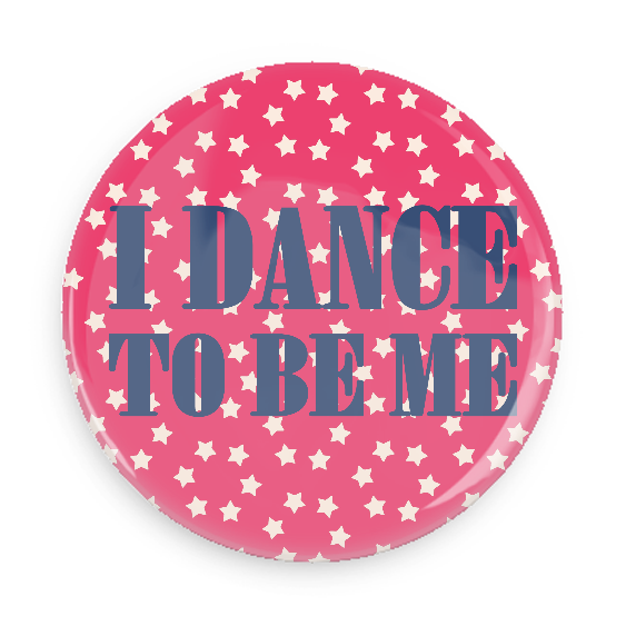 Pocket Mirror - I Dance To Be Me