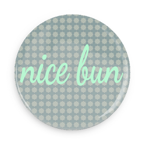 Button - Nice Bun