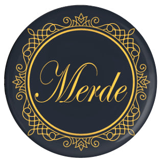 Pocket Mirror - Fancy Merde