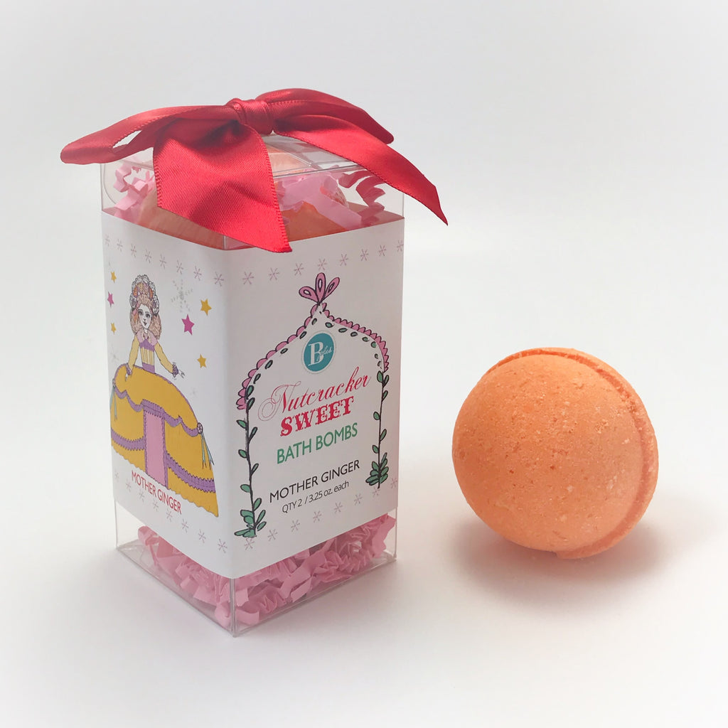 3.25 oz. Bath Bomb - Mother Ginger