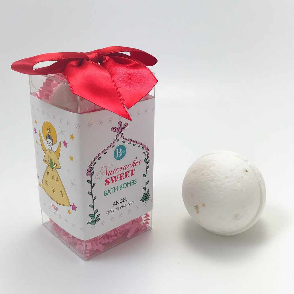 3.25 oz. Bath Bomb - Angel